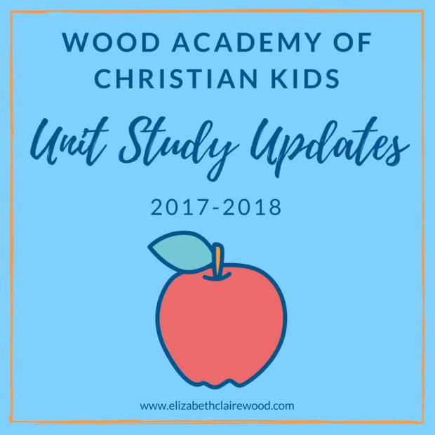 Wood academy of christian kids