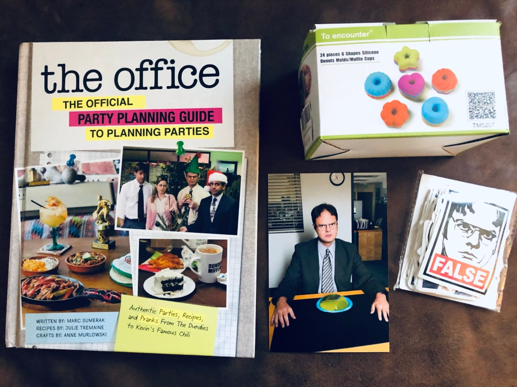The Office Themed Teen Gift Guide The Story Of Our Lives